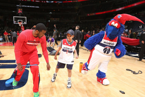 Watch John Wall Do Interview With Special Guest from Make-A-Wish