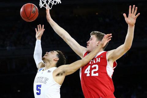 Duke Advances to Elite 8 With Win Over Utah