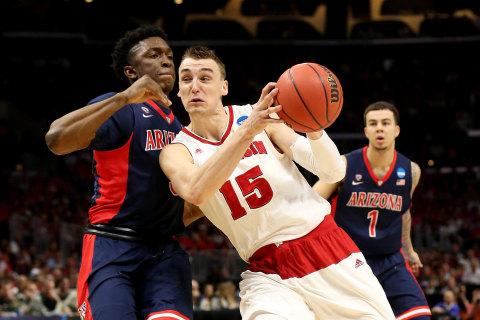 Follow NCAA Live: No. 2 Arizona vs. No. 1 Wisconsin