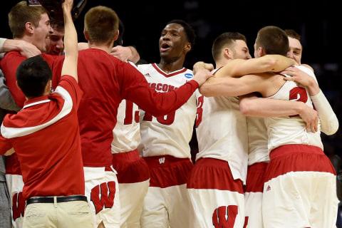 Wisconsin Beats Arizona to Advance to Final Four