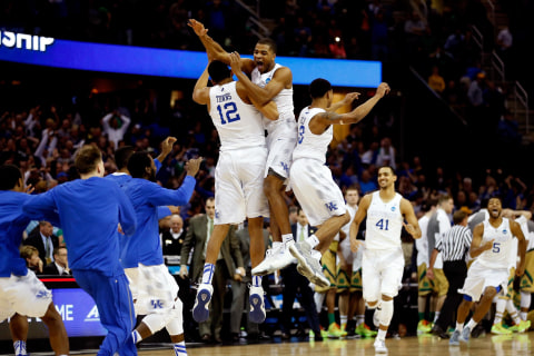 Kentucky Survives Scare From Notre Dame, Heads to Final Four
