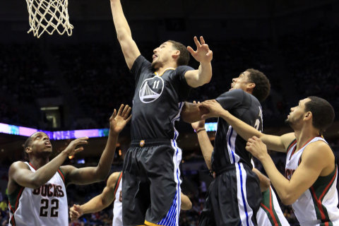 Golden State Warriors Win 60th Game, Clinch Top Seed in West