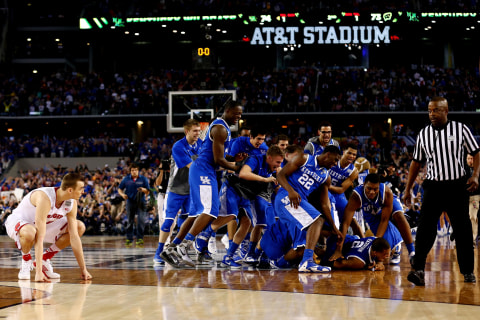 Wisconsin vs. Kentucky: The Final Four Rematch We Deserved to See