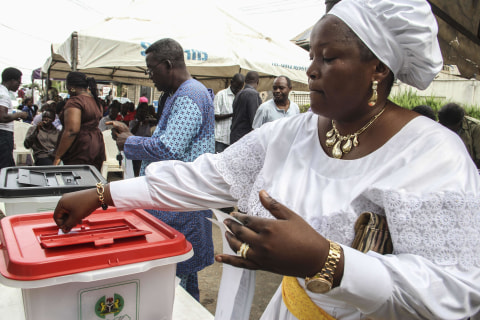 Nigeria Election: U.S., U.K. Warn of 'Disturbing Signs' of Interference in Vote Counting