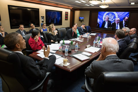 Obama Briefed on Iran Nuclear Talks After Deadline Passes