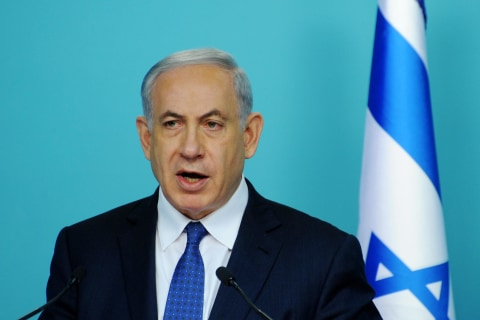 Israel's Netanyahu Lashes Out At Iran After Hard-Liner's Comments