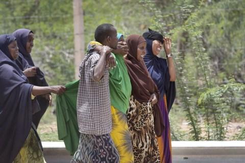 Kenya College Massacre: Families of Garissa Victims Wait at Morgue