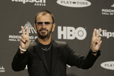 Ringo Starr, Green Day Among Rock and Roll Hall of Fame Inductees