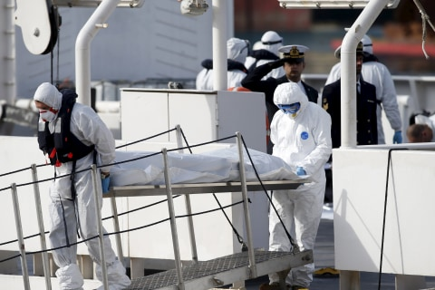 Captain and Crew Member Arrested After Migrants Die in Capsize