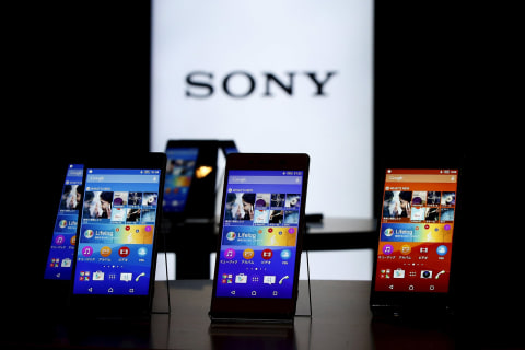 Sony Unveils Flagship Phone Despite Mobile Struggles