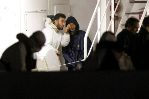Migrants Crisis: Captain of Capsized Vessel Is Charged With Manslaughter