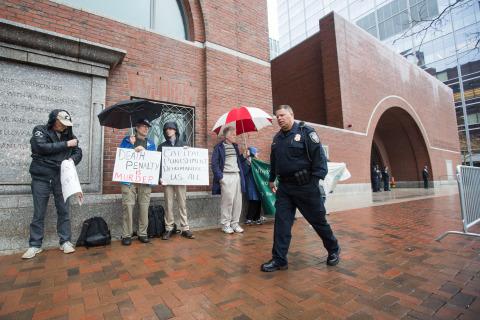 Boston Bombing Trial: Prosecutor Describes Tsarnaev as 'America's Worst Nightmare'
