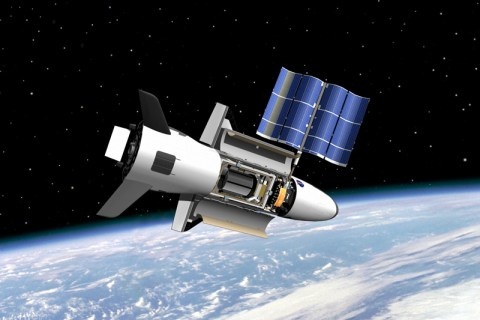 Secretive X-37B Military Space Plane Preps for Another Mystery Mission