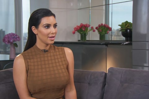 Kim Kardashian: Jenner Found 'Inner Peace' With Transition