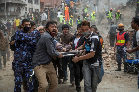 Nepal Earthquake: Charities, Nations Rush to Offer Aid