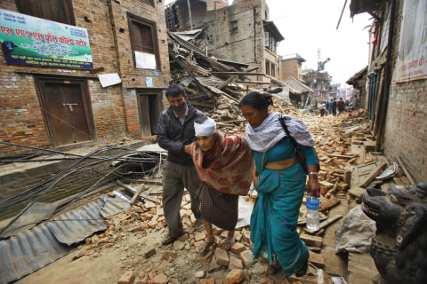 Nepal Earthquake Spurs Tech Companies to Action