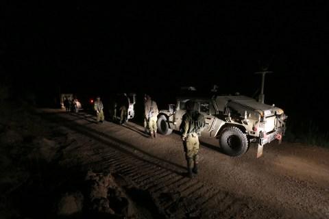 Israel Says Airstrike Foiled 'Terrorist' Attack at Syrian Border