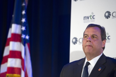 Chris Christie Presses Message But Bridgegate Interferes
