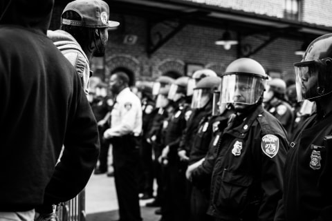 In The Eye of the Storm: Devin Allen's Lens Captures Baltimore