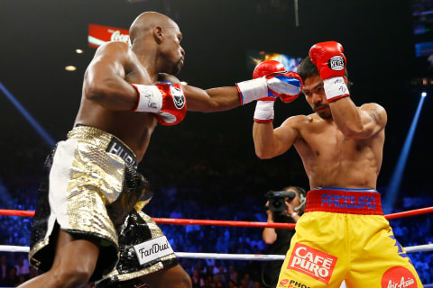 Blog: Floyd Mayweather Jr. Beats Manny Pacquiao by Unanimous Decision