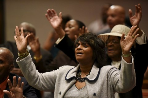 Baltimore Mayor Lifts Curfew After Five Nights