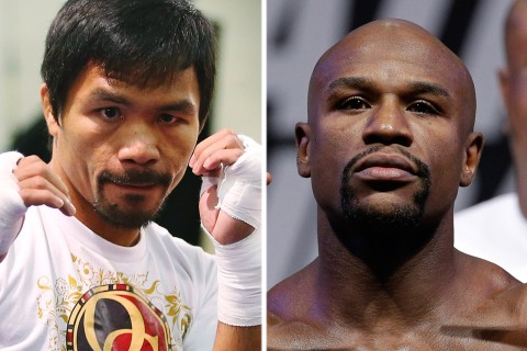 Mayweather and Pacquiao: The Perfect Storm for Piracy?