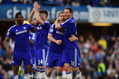 Chelsea Clinch Fourth Premier League Title in History