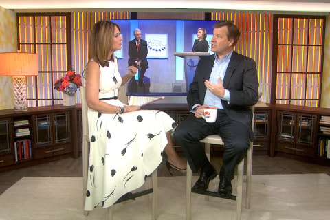 First Read: 'Clinton Cash' Author Speaks Out