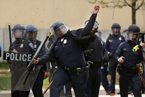 LAPD, Other Police Departments on Alert as Baltimore Warns of G