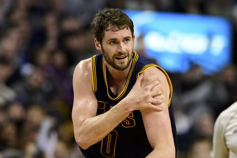Cavaliers: Kevin Love to Sit Out Entire Eastern Conference Semifinals