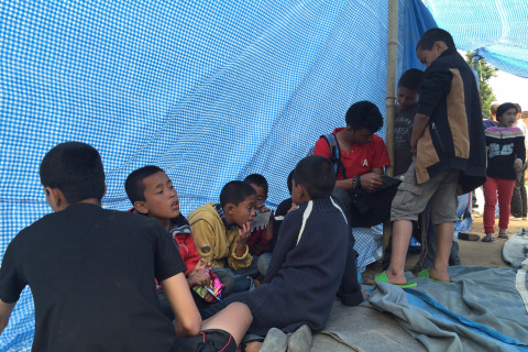 Nepal Earthquake Leaves Shangrila Orphanage Searching for a New Home