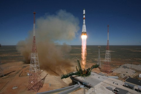 Russian Cargo Spaceship Spins Out of Control After Launch