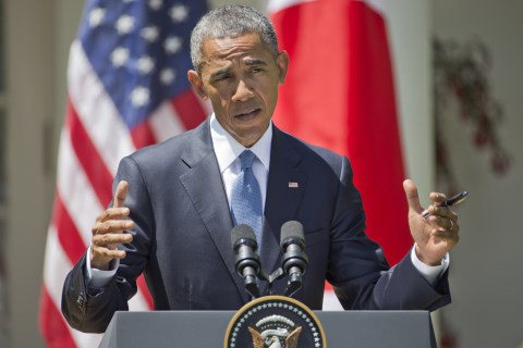 Obama On Baltimore: The Country Needs 'Soul Searching'