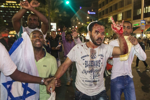 Protests Against Police Brutality Turn Violent in Israel