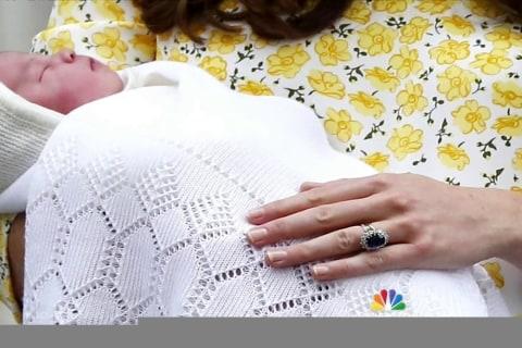 Meet the Royal Baby: Princess Charlotte Elizabeth Diana