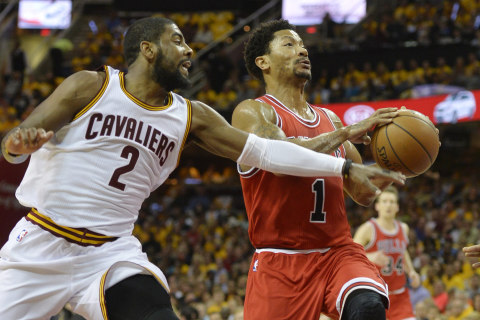 Bulls Steal Game One From Cavs in Cleveland, 99-92