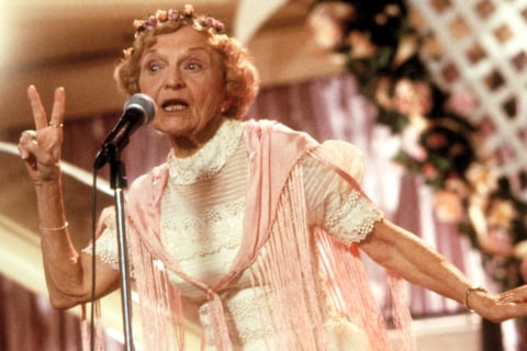 Rapping Granny From 'The Wedding Singer' Dies at 101