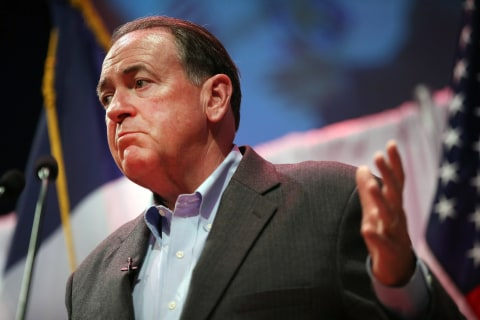 Why Mike Huckabee Is a Very Long Shot in the 2016 GOP Primary
