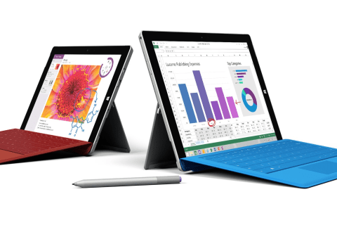 Microsoft's Much-Improved Surface 3 Tablet Hits Stores