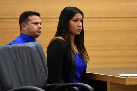 Florida Couple in 'Sex on the Beach' Case Found Guilty, Must Register as Sex Offenders
