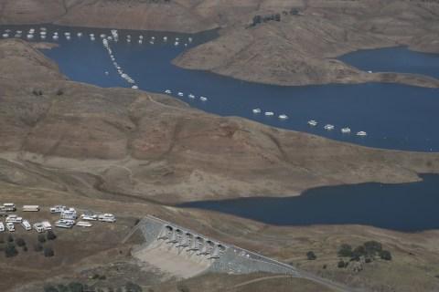 California Beats Water Conservation Goal Despite Hottest June Ever