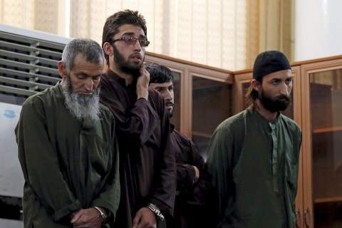 #JusticeForFarkhunda: 4 Sentenced to Death in Afghan M