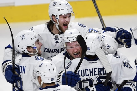 Tampa Bay Lightning Looking Dominant in Stanley Cup Playoffs