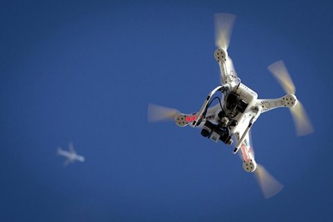 FAA Gives Flight to Drone Test Program With Companies Including CNN