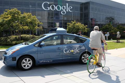 U.S. Regulators Says Google Computer Can Be Considered Car's Driver