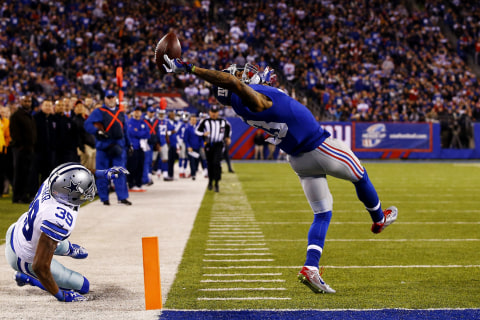 Odell Beckham's Not Worried About Video Game Curse