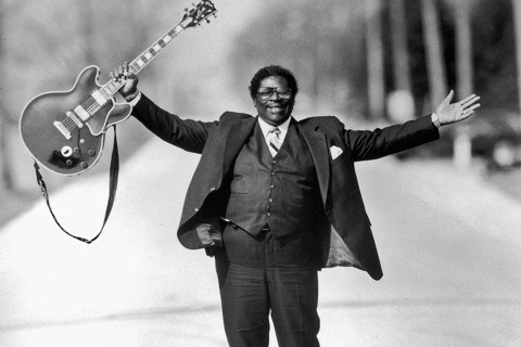 B.B. King Funeral Held in Indianola, Mississippi