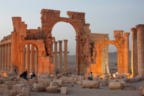 The World Should've Been Worried About Palmyra For Years