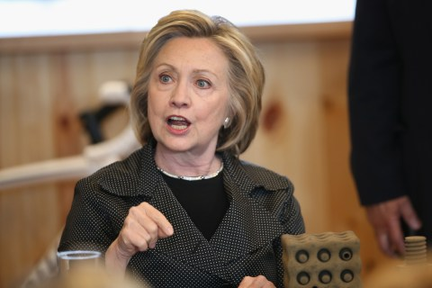 State Department Releases Hundreds of Clinton's Emails on Libya