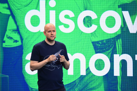 'New Spotify' Adds Video, Podcasts and Songs to Match Your Running Pace